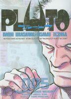Pluto 5 Tezuka Osamu, Urasawa Naoki