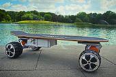 Deska, Deskorolka elektryczna - Airwheel M3