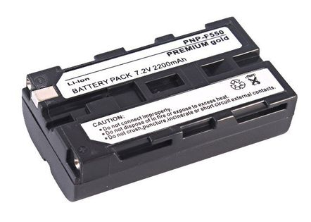Akumulator NP-F550 2200mAh do Sony