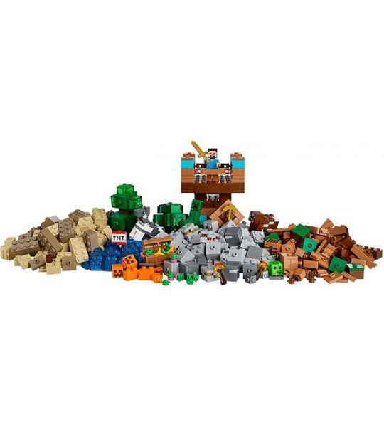 LEGO MINECRAFT 21135 Kreatywny Warsztat 2.0 zdjęcie 3