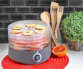 Suszarka do grzybów, owoców i warzyw z akcesoriami zdjęcie 21