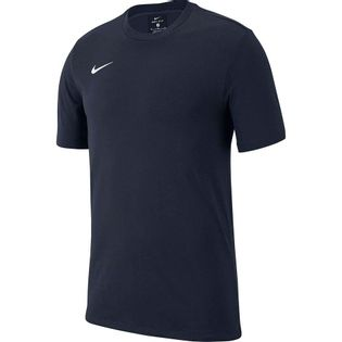 Koszulka dla dzieci Nike Team Club 19 Tee JUNIOR granatowa AJ1548 451