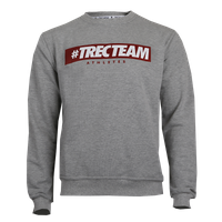 Trec - Bluza TW SWEATSHIRT 033 MELANGE XXL