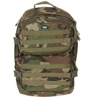 Plecak US Assault II woodland