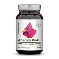 ACEROLA PINK 25% ekstrakt z owoców ok 320 tab