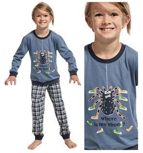 piżama chłopięca CORNETTE 976/94 SPIDER 86-92