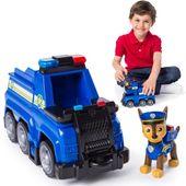 PSI PATROL Ultimate Rescue Radiowóz + figurka Chase