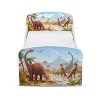 Łóżeczko dziecięce Dino Jurassic