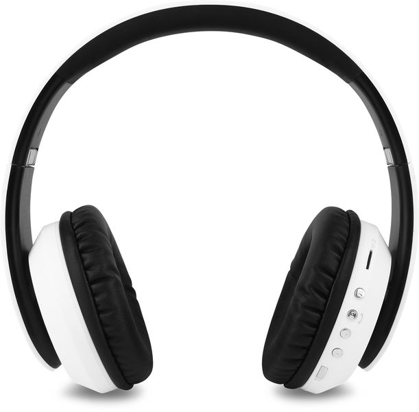 Słuchawki Bezprzewodowe Białe MP3 BT OVERMAX SOUNDBOOST 2.2 zdjęcie 4