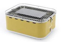 Grill Barbecook Carlo 2235925000 węglowy posiada nowoczesny design oraz jest wyjątkowo praktyczny w użytkowaniu