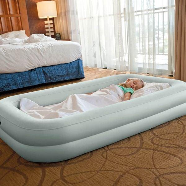 Intex Materac dmuchany Kidz Travel Bed Set, 107x168x25 cm, 66810NP zdjęcie 2