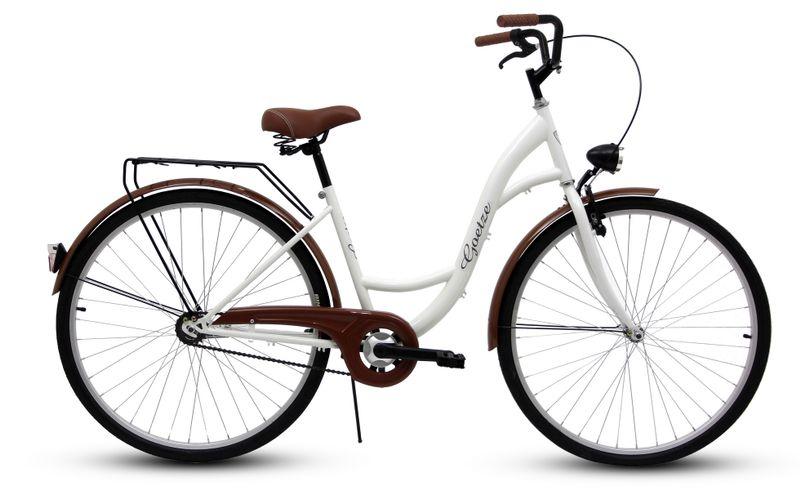 Damski rower miejski GOETZE 28 ECO stylowa damka!!! zdjęcie 2