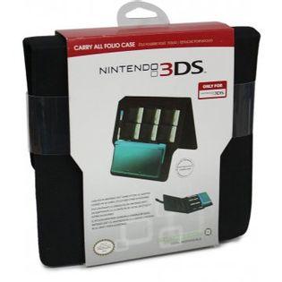 Etui 3DS oraz schowek na kartridże - 3DS