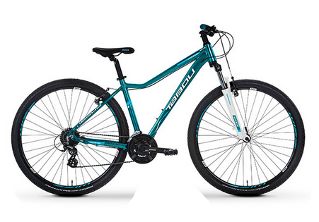 """TABOU 29 WIZZ 1.0 2021 turquoise/white/blue 16"""""""