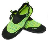 Buty do wody AQUA SHOE MODEL 2 35-45 Rozmiar - Obuwie plażowe - 38, Kolor - Obuwie plażowe - Model 2 - B - czarny / zielony