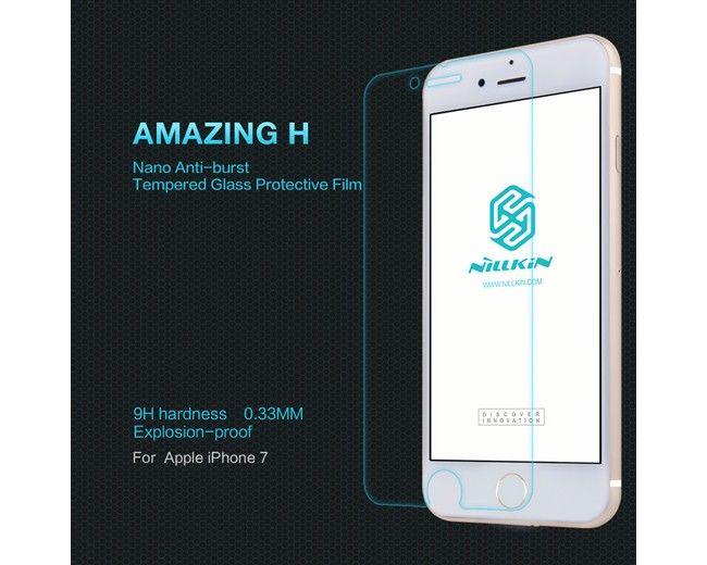Szkło hartowane Nillkin Amazing H Apple IPhone 7 Plus zdjęcie 2