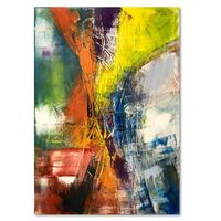 Obraz na płótnie - Canvas, Abstrakcja 72 70x100