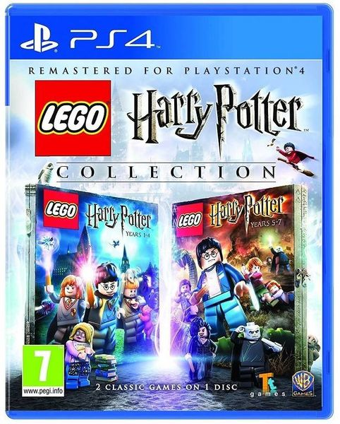 Lego Harry Potter Collection 2 Nowe Gry na PS4 zdjęcie 2