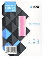 Uchwyt Magnetyczne do smartfona IBOX PLASTER IMHS2 (kolor różowy)