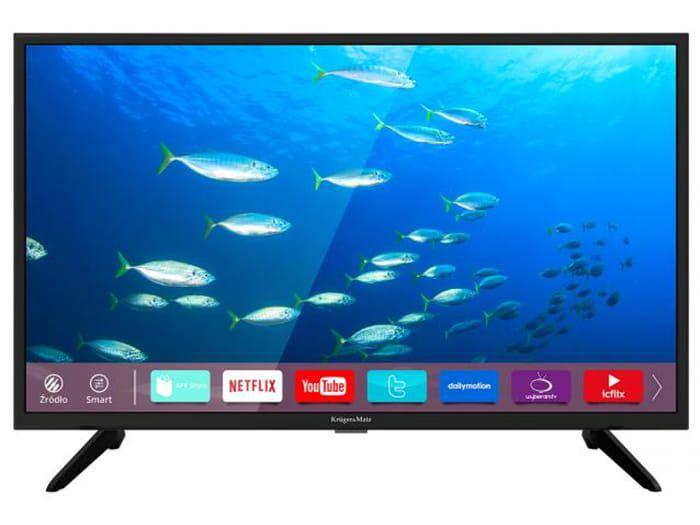"""Telewizor 43"""" Kruger&Matz KM0243FHD-S3 Smart na Arena.pl"""