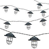 Lampki ogrodowe LED girlanda ogrodowa solarna