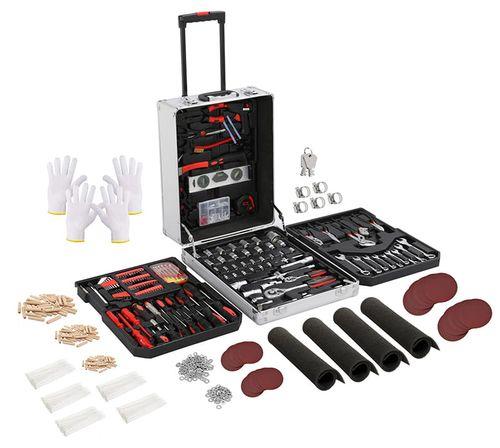 Zestaw narzędzi N1 Duży kufer 188 narzędzi 1200 elementów na Arena.pl