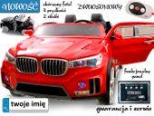 Auto 2 osobowy X7 duży samochód + pilot 2,4 PA0138