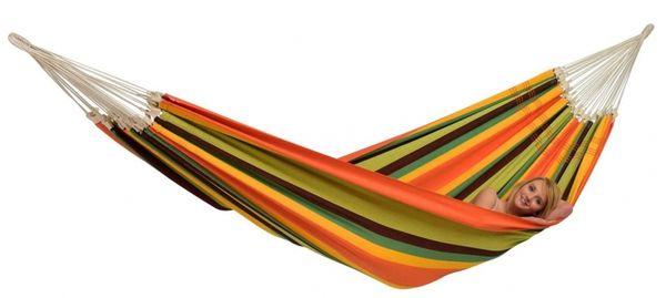 Hamak rodzinny PARADISO - Esmeralda 250x175cm #T1