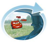 Żelowa dekoracja na szybę Naklejka Nalepka Cars Auta