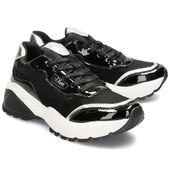 S.Oliver - Sneakersy Damskie - 5-23610-23 098 40