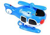 Helikopter POLICYJNY Samolot Efekty Dźwięk Światło zdjęcie 3