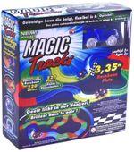 Magic Tracks Tor wyścigowy samochodowy 3,35m LED i autko