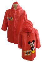 Płaszcz przeciwdeszczowy Mickey Mouse (5908213360940 122/128)