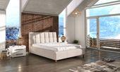Łóżko tapicerowane STORIE 160x200+ Stelaż zdjęcie 1