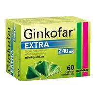 GINKOFAR EXTRA 60 tab.