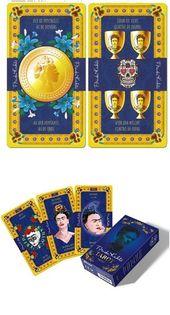 Karty Tarot Frida Kahlo