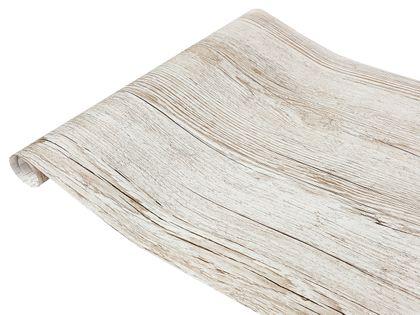 Folia Okleina Samoprzylepna Meblowa Drewno Sosna Biała 90x210 C20