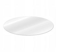Podkładka poliwęglanowa mata obrus serwetka stół biurko okrągła Ø 50