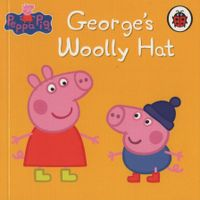 Peppa Pig - Mini Book - George's Woolly Hat