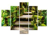 Drewniany mostek 5H 150x105 komplet GRATISY