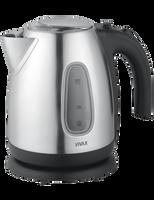 Czajnik elektryczny Vivax WH-179SS,2200W,1,7L,Led,Stal
