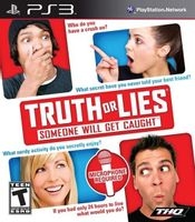 Truth or Lies - Someone Will Get Caught - PS3