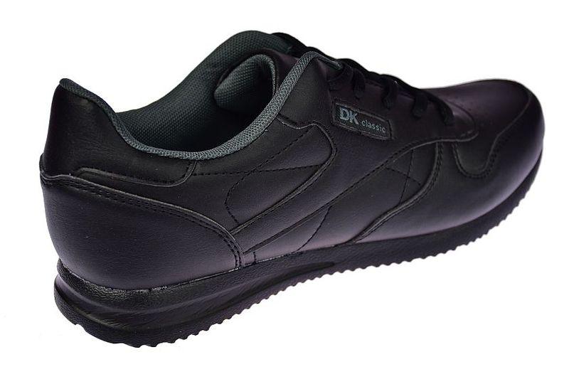 0417f00a44ea3 Duże rozmiary adidasy męskie czarne duży rozmiar DK 15534-2 rozm. 47  zdjęcie 3