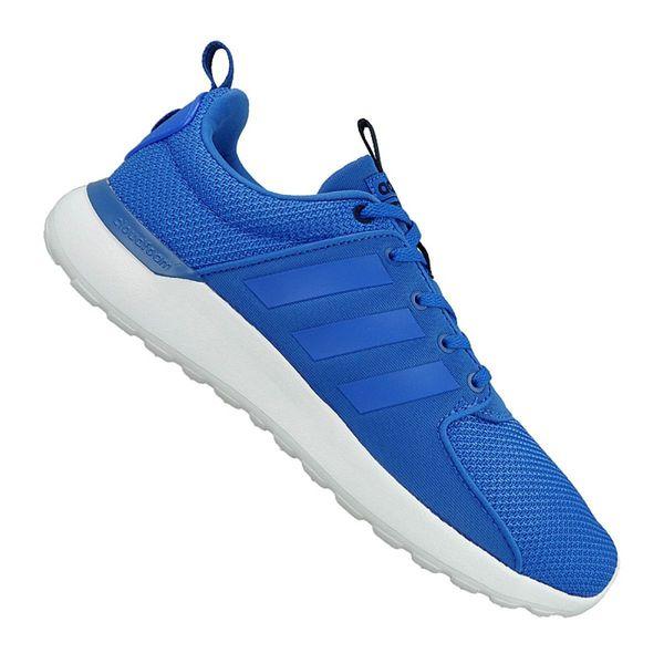 Adidas Buty męskie Cloudfoam Lite Racer niebieskie r. 43 13 (AW4028)