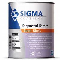 Sigmetal Direct - Emalia antykorozyjna 0,8L k. RAL