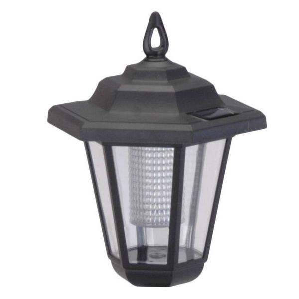 Lampa solarna ogrodowa LED stylowa ekologiczna zdjęcie 2