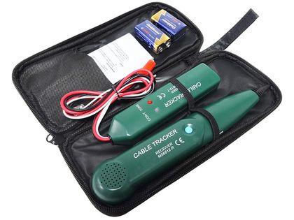 Wykrywacz kabli prądowych, miernik, sonda indukcyjna K904