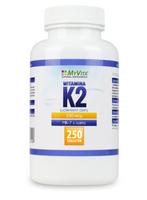 Witamina K2 MK-7  K2 MK7 100mcg z natto K2MK7 250 tabletek MyVita