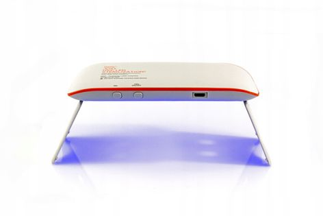 Stylowy kieszonkowy sterylizator UV-C plus prezent