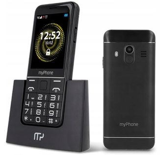 MyPhone Halo Q 4FAMILY 2,8'' TELEFON DLA SENIORA